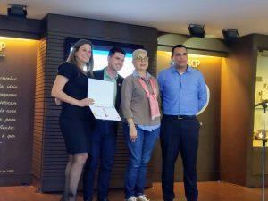 Luto Curitiba recebe reconhecimento da ACP e GPTW